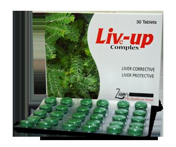 LiveUpCapsule-Liver Supplement