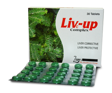 LiveUpCapsule-Liver Supplement