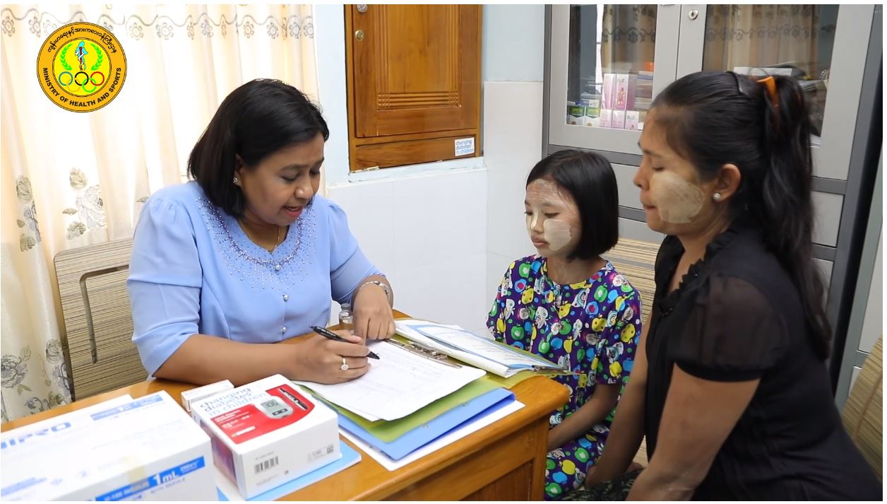 Free Medial Care For Child Diabetes Patients