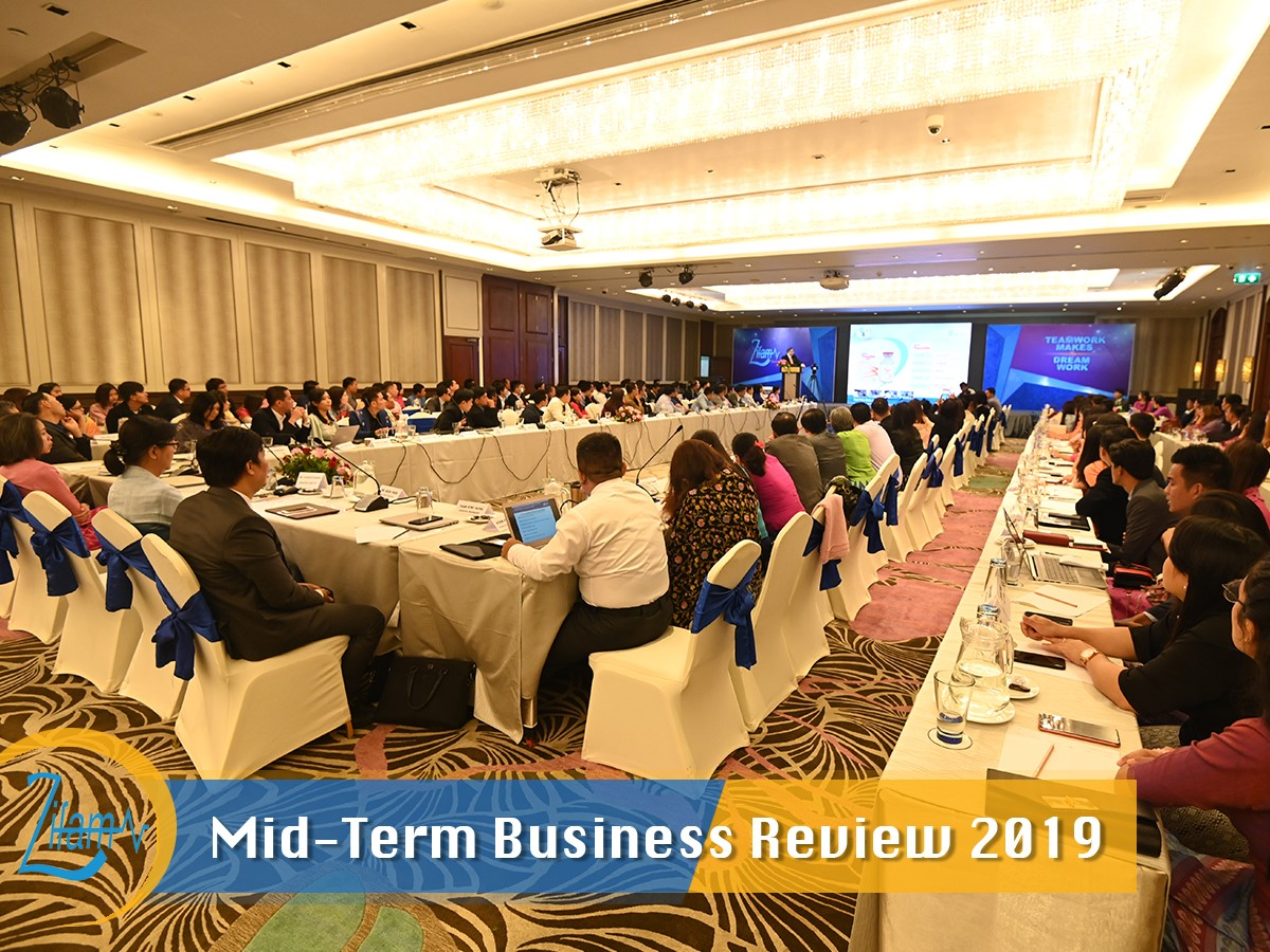 Mid-Term Bussiness Review (2019)